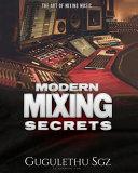 Modern Mixing Secrets PDF