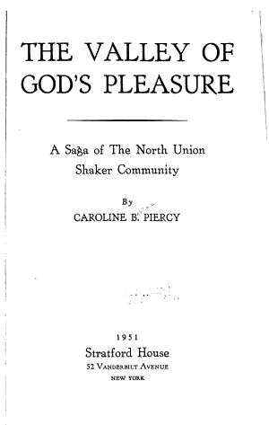 The Valley of Gods   Pleasure PDF
