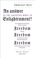 An Answer to the Question   What is Enlightenment   PDF