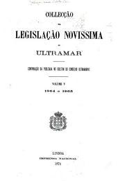 Boletim do Conselho ultramarino: Volume 5