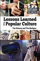 Lessons Learned from Popular Culture PDF