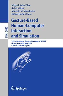 Gesture Based Human Computer Interaction and Simulation PDF