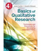 Basics of Qualitative Research PDF