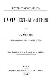 La vía central del Perú: Volúmenes 1-2