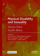 Physical Disability and Sexuality PDF