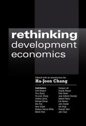 Rethinking Development Economics