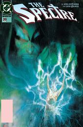 The Spectre (1994-) #20