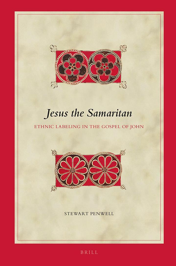 Jesus the Samaritan