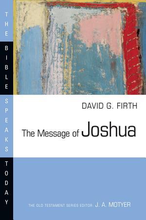 The Message of Joshua PDF