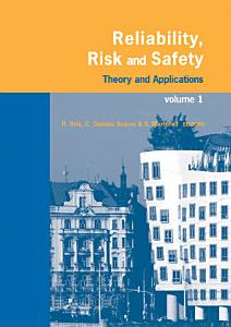 Reliability  Risk  and Safety  Three Volume Set