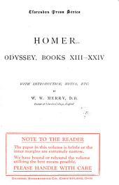 Odyssey: Βιβλία 13-24