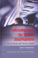 Introduction to Travel Journalism