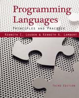 Programming Languages  Principles and Practices PDF