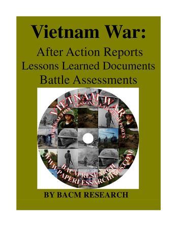 Vietnam War After Action Reports PDF
