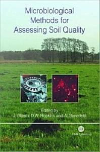 Microbiological Methods for Assessing Soil Quality PDF