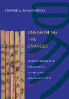 Unearthing the Changes PDF