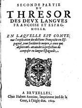Tesoro de las dos Lenguas espanola y Francesa: Volume2