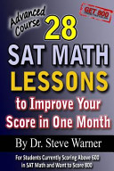 28 Sat Math Lessons to Improve Your Score in One Month   Advanced Course PDF