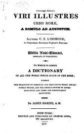 Viri illustres urbis Romæ, a Romulo ad Augustum