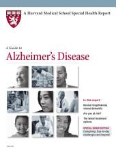A Guide to Alzheimer's Disease