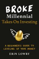 Broke Millennial Takes on Investing PDF