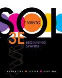 Workbook Lab Manual  Manual de actividades  Volume 2 for Sol y viento