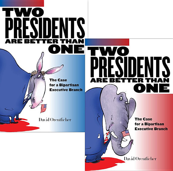 Two Presidents Are Better Than One Pdf Book