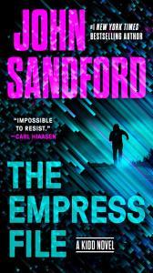The Empress File Book