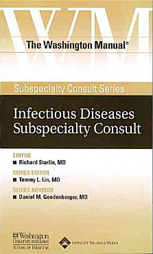 The Washington Manual Infectious Diseases Subspecialty Consult PDF