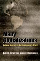 Many Globalizations PDF
