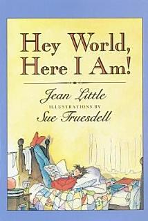 Hey World  Here I Am  Book