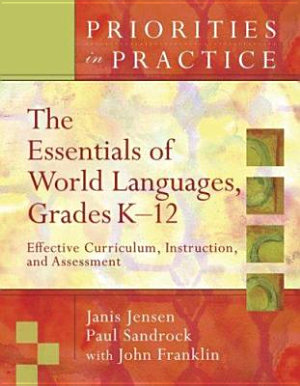 The Essentials of World Languages  Grades K 12 PDF