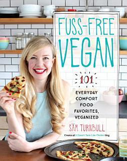 Fuss Free Vegan Book