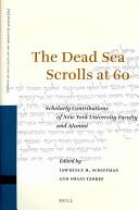 The Dead Sea Scrolls at 60 PDF