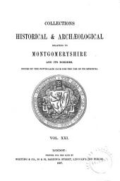 The Montgomeryshire Collections: Volume 21