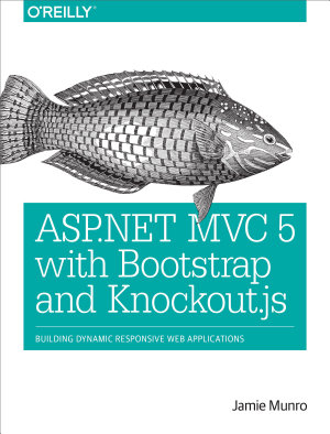 ASP NET MVC 5 with Bootstrap and Knockout js