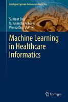 Machine Learning in Healthcare Informatics PDF