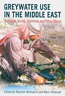 Greywater Use in the Middle East Book