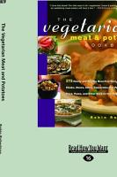 The Vegetarian Meat and Potatoes Cookbook PDF