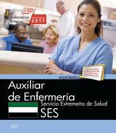 Auxiliar de Enfermería. Servicio Extremeño de Salud. Test