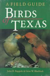 Birds of Texas: A Field Guide