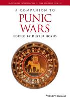 A Companion to the Punic Wars PDF