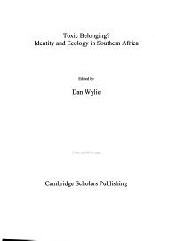 Toxic Belonging  PDF