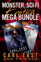 Monster, Sci-Fi Erotica Mega Bundle