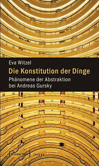 Die Konstitution der Dinge PDF