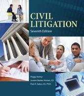 Civil Litigation: Edition 7