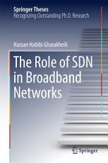 The Role of SDN in Broadband Networks PDF