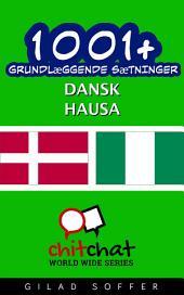1001+ grundlæggende sætninger dansk - Hausa