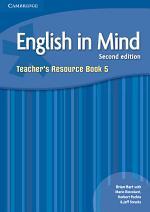 English in Mind Level 5 Teacher's Resource Book