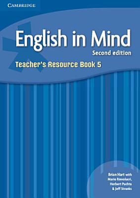 English in Mind Level 5 Teacher s Resource Book PDF